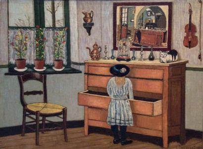 Louis THEVENET (1874-1930)