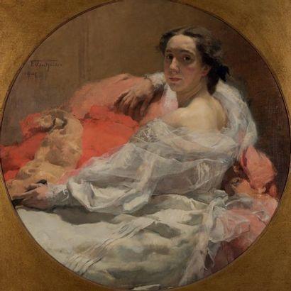 FRANZ VAN HOLDER (1882-1919)