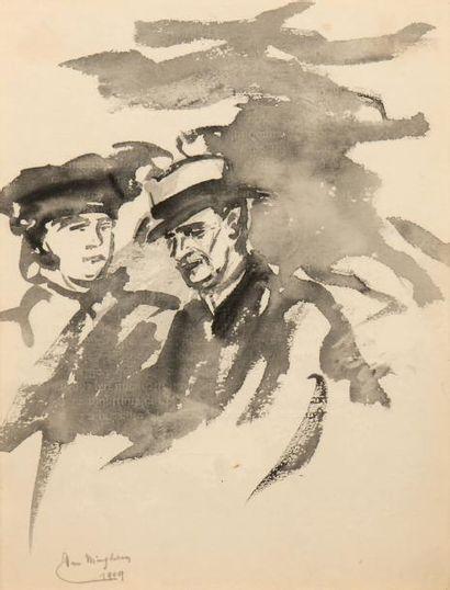 Eugène Van Mieghem (1875-1930)