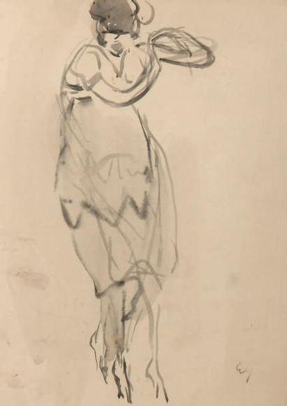 ÉMILE GASTEMAN (1883-1956)