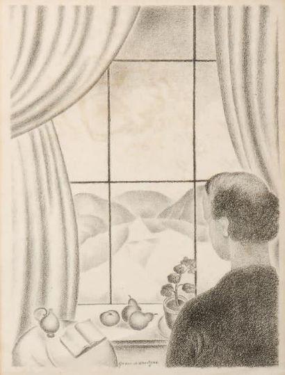 GUSTAVE VAN DE WOESTYNE (1881-1947)