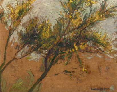 GUSTAVE DE SMET (1877-1843)