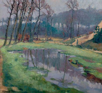FRANS LEJEUNE (1879-1963)