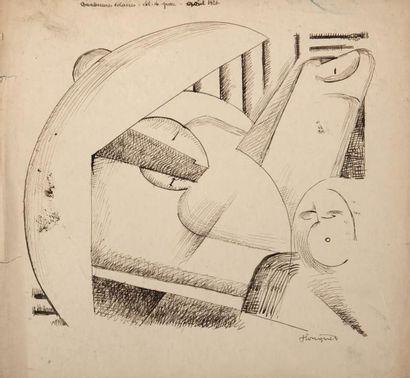 Pierre-Louis FLOUQUET (1900-1967)