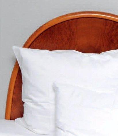Paire de têtes de lits arrondis