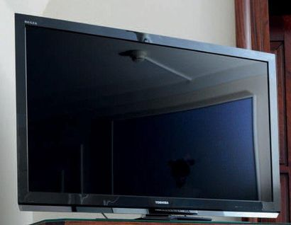 Téléviseur à écran plat Toshiba Regza 107...