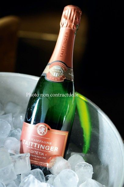 6 Bouteilles Champagne Brut cuvée Lutetia...