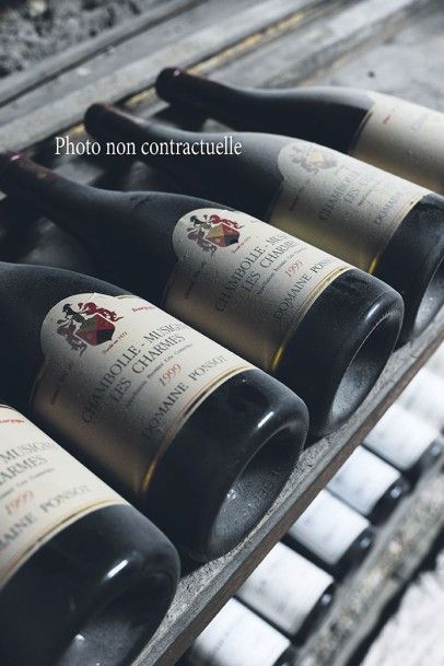 7 Bouteilles Chambolle-Musigny Les Charmes...