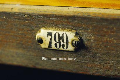 7 Bouteilles Château Clerc Milon 2000 GCC5...