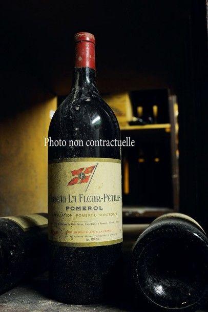 Lot panaché comprenant: 1990 - 9 Bouteilles...