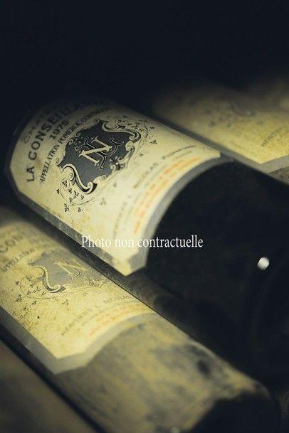 12 Bouteilles Château Labegorce Zede 2000...