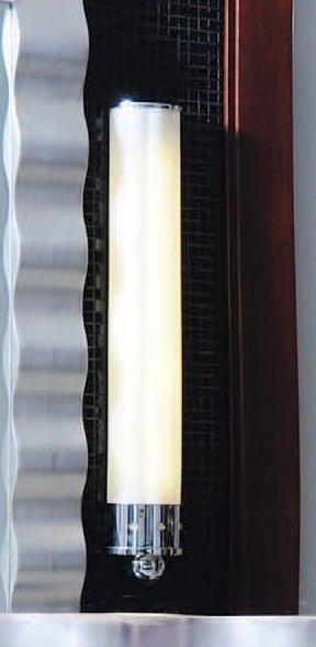 Paire d'appliques néon de style Art Déco....
