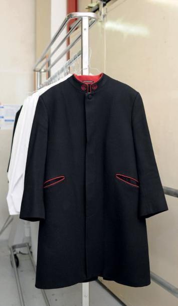 Manteau de concierge