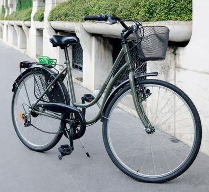 Vélo siglé «Concorde Hôtels»