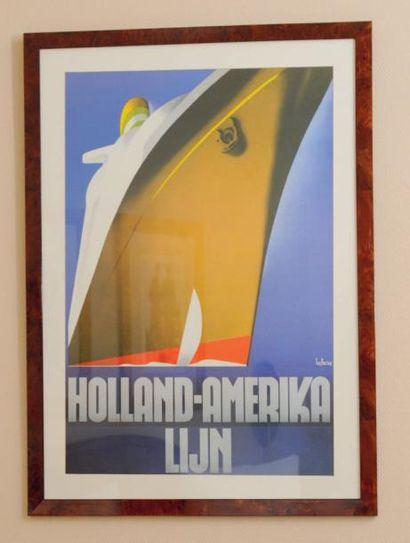 Holland-Amerika Lijn, d'après