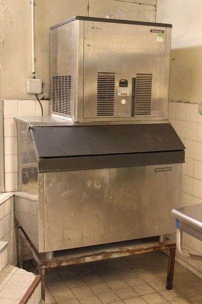 Machine à glaçons Scotsman MC16 Short
