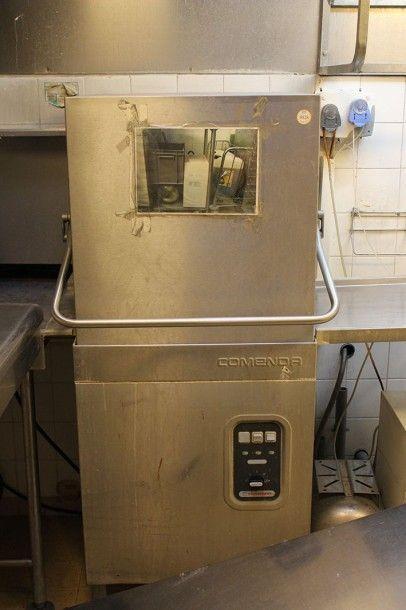 Lave vaisselle Comenda Modèle C100. Avec...