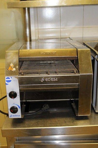 Toaster à convoyeur de marque Edesa