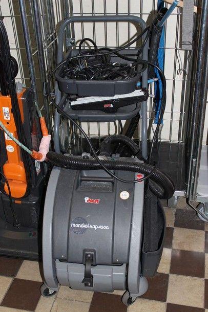 Nettoyeur vapeur POLTI Mondial vap 4500