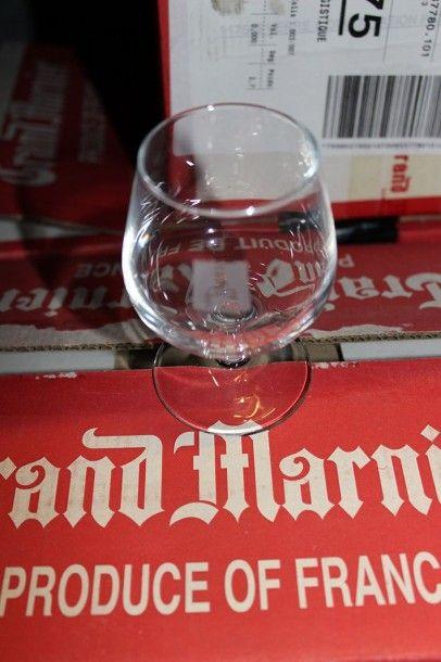 Lot de 50 verres pour Grand-Marnier sigl...