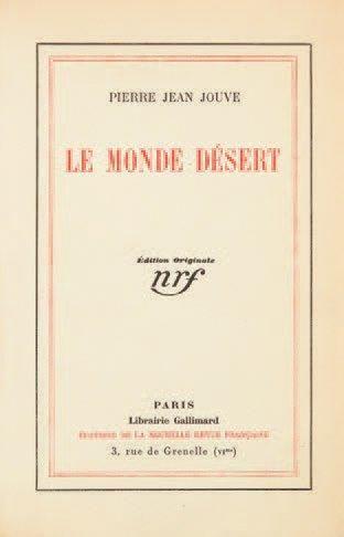 JOUVE Pierre-Jean