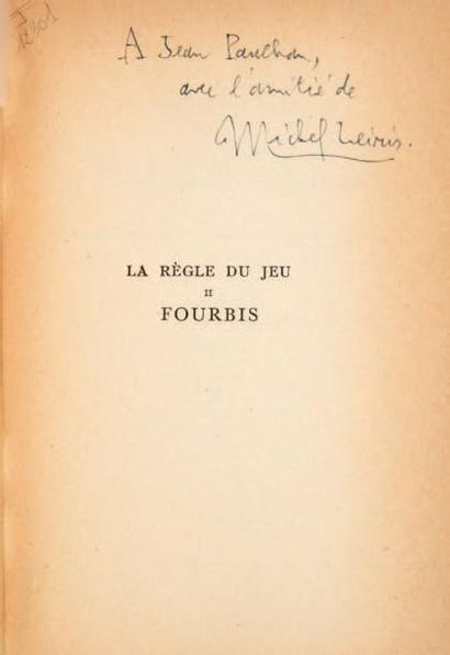 LEIRIS Michel