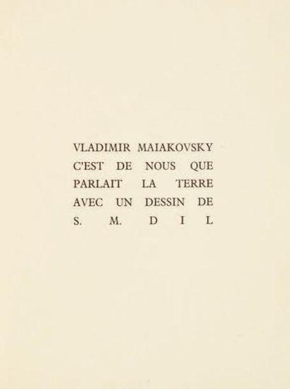 MAIAKOVSKY Vladimir