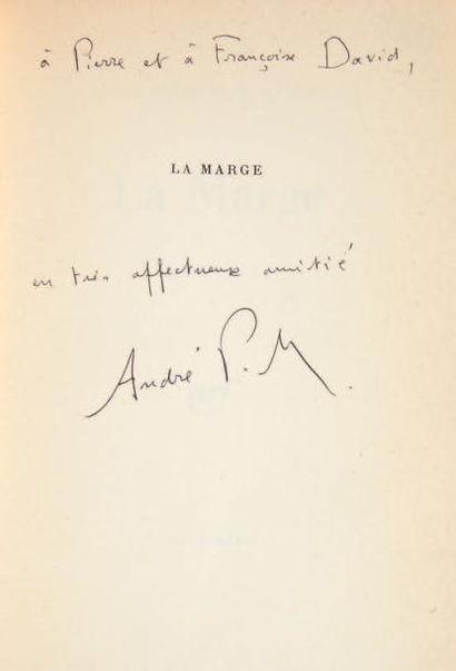 PIEYRE DE MANDIARGUES André