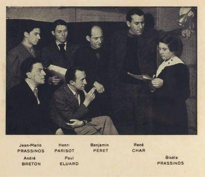 PRASSINOS Gisèle