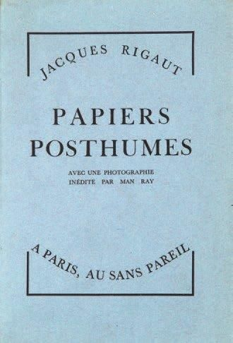 RIGAUT Jacques