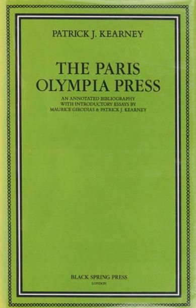 [BIBLIOGRAPHIE]. KEARNEY Patrick. The Paris...