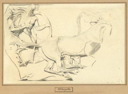 Jules Robert AUGUSTE (1789-1850)