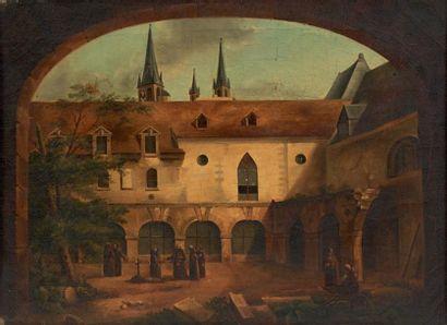 FRANÇOIS AUGUSTE GRANET (AIX-EN-PROVENCE 1775-1849)