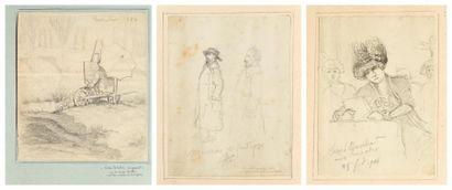 HENRI PERRET-CARNOT (1859-1948)