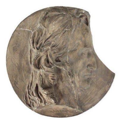 PIERRE JEAN DAVID D'ANGERS (ANGERS 1788-PARIS 1856)