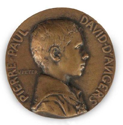 VICTOR PETER (PARIS 1840-1918)