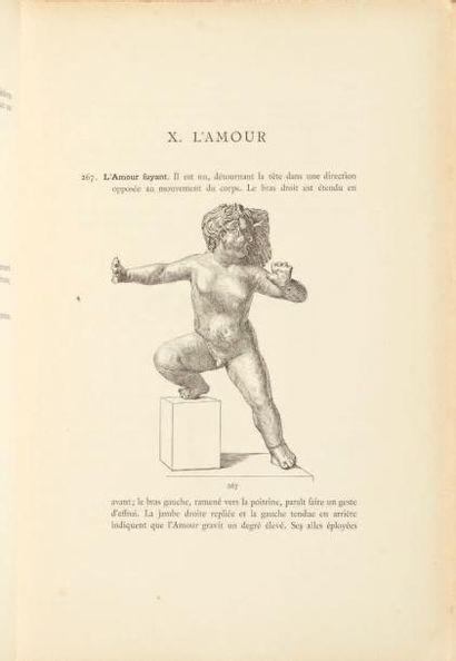 BABELON E. & BLANCHET J.-A Catalogue des bronzes antiques de la Bibliothèque Nationale,...