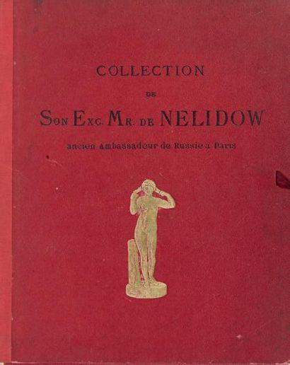 CINQ CATALOGUES DE VENTES: - Collection Maurice...