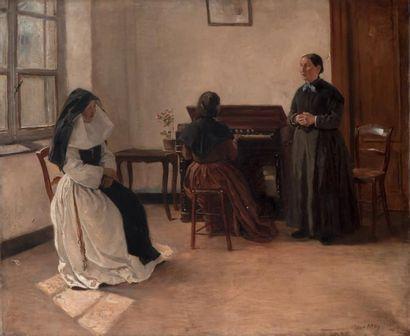 LÉON ABRY (1857-1905)