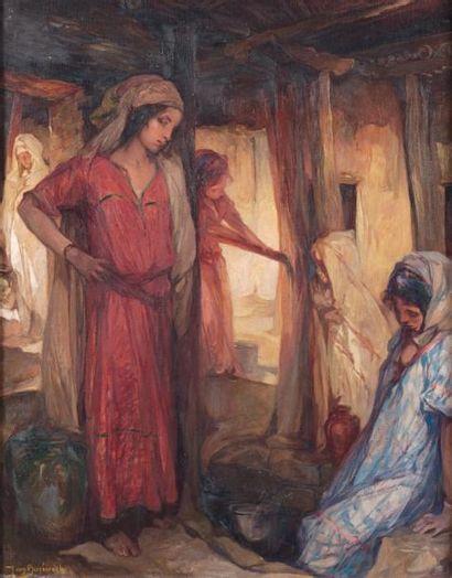 Jules VAN BIESBROECK (1873-1965)