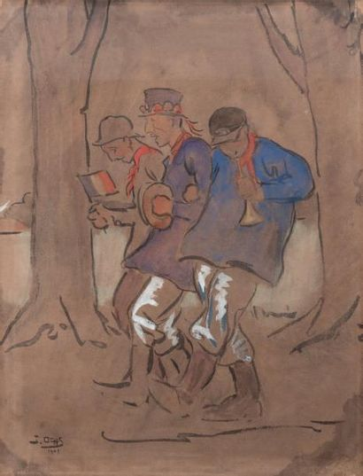 JACQUES OCHS (1883-1971