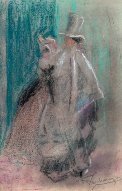 Fernand VERHAEGEN (1883-1975)