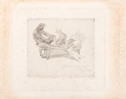 Félicien Rops (1833-1898)
