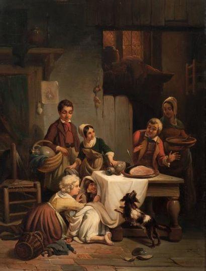 BASILE DE LOOSE (1809-1885)