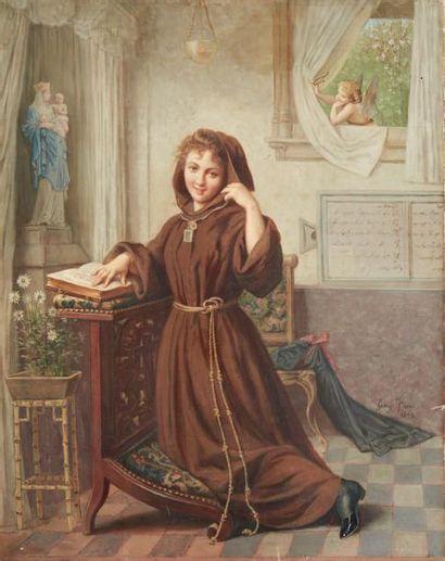 Henri-Pierre Picou (1824-1895)