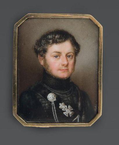 MIJLHI. ECOLE ALLEMANDE VERS 1810