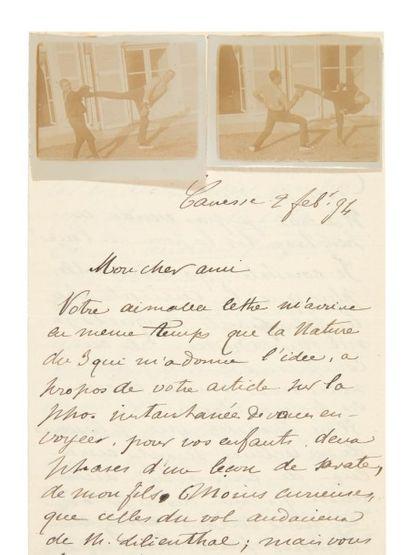 CAMARASA, marquis de. 1851 - Salies de Béarn,...