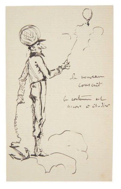 CLAIRIN, Georges. 1843-1919