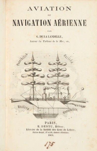 LA LANDELLE, Gabriel