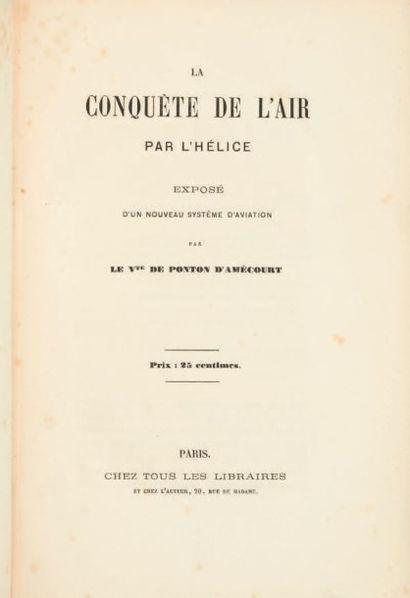 PONTON d'AMECOURT, Gustave